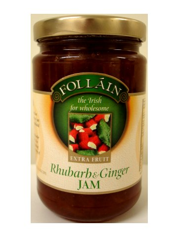 Follain Rhubarb & Ginger Jam